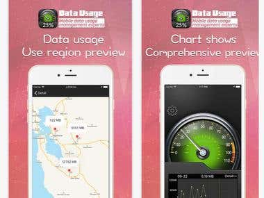 Mobile apps : Android and iOS