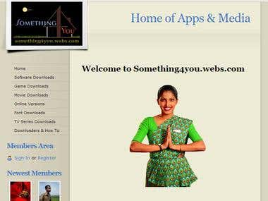 Home of Apps & Media