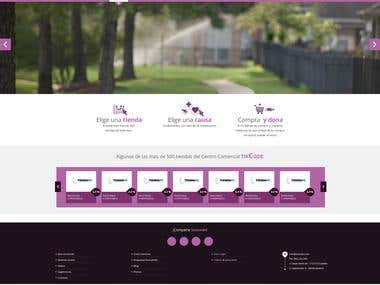 Propuesta de Diseño Web