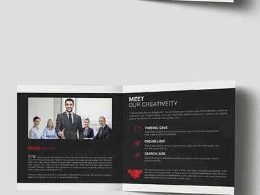 Smart Bi-fold Brochure