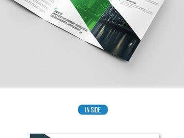Creative Tri-fold