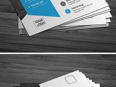 Creative post card
