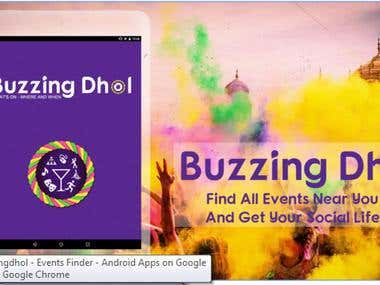 Buzzing Dhol Mobile App