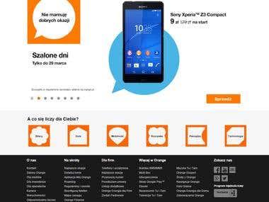 orange.pl (Website)