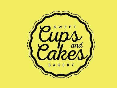 Cups & Cakes Logo