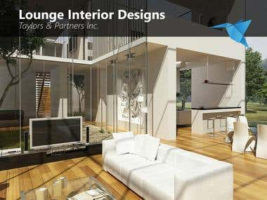 Lounge Interior Designs