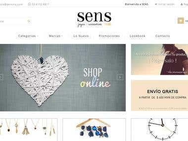 Création de site Prestashop (E-commerce)