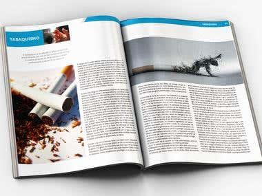 Productores Magazine Design
