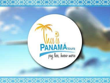 Identidad Corporativa This is Panamá Tours