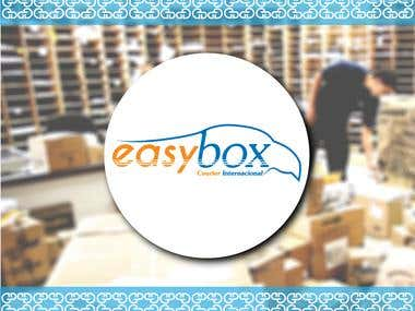Identidad Corporativa EasyBox