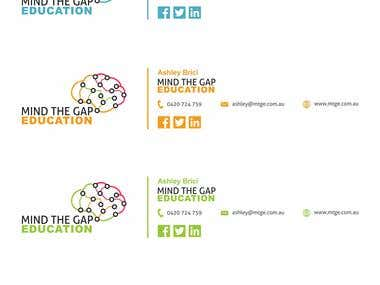 MIND THE GAP EDUCATION