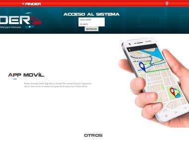 FINDER MOVIL