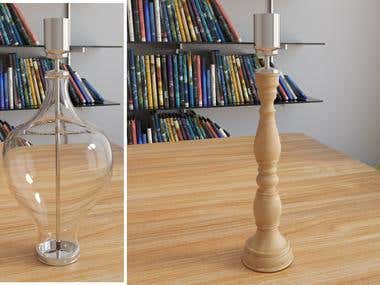 Traditional Lamps Design