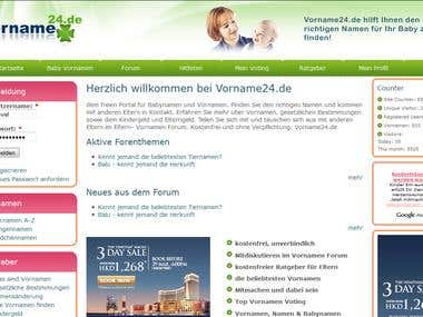 http://www.vorname24.de/