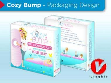 Cozy Bump - Packaging Design