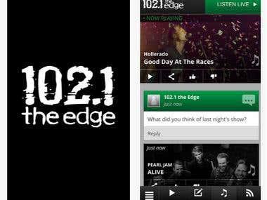 102.1 the Edge - Toronto's Alternative