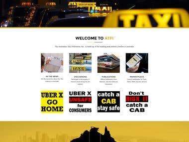 Australian Taxi Federation Inc.