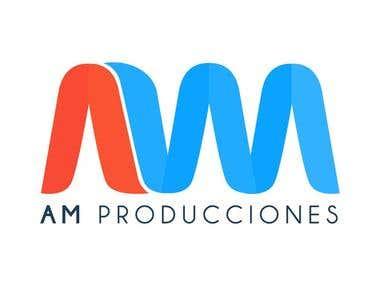 AM Producciones LOGO