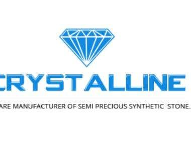 Crystalline Logo