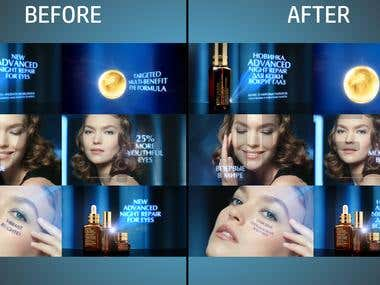 Estee Lauder Localization video - ENG RUS