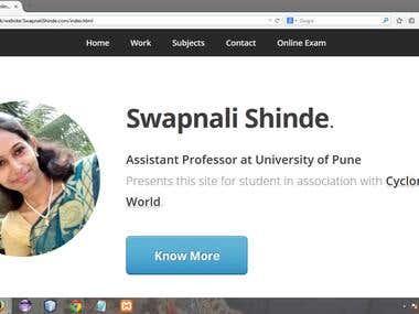 swapnalishinde.com