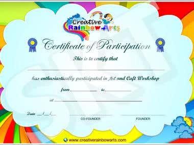 CRA Certificate