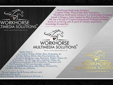 Workhorse Multimedia Solutions Logo