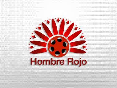 Logo Hombre Rojo