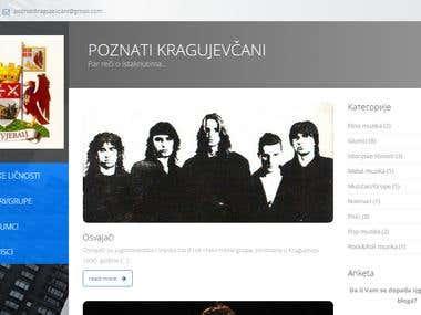 WordPress - www.kragujevcani.xyz