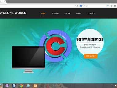 Cyclone World Internet Services