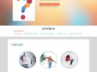 WordPress - www.digitallab.rs