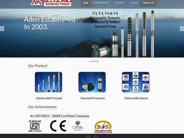 Aden Submersible Pump