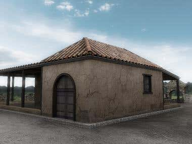 3d Arquitectura