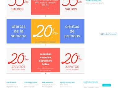 Upgrade magento website