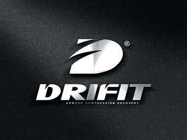 Logo for DRYFIT