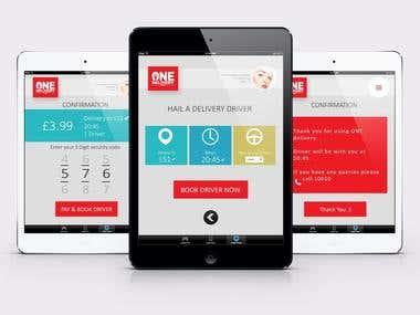 App Mockup Designs