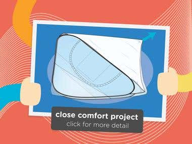 Close Comfort Project by Dian Achong