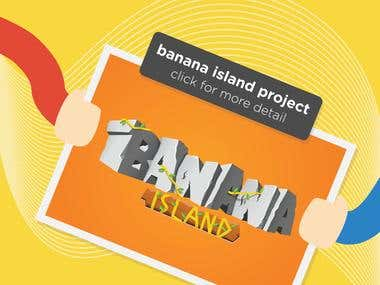 Banana Island Design Project
