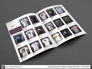 Garments Catalog