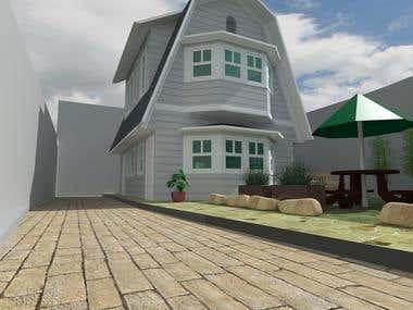 Countryside House - Brazil