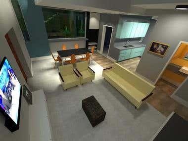 ~ 150 sqm house