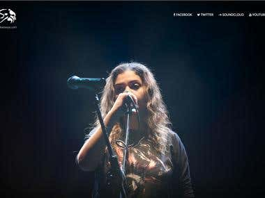 Music Producer } Fayrouz Karawya