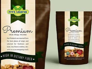 Five Loaves Premium Mixed Nuts