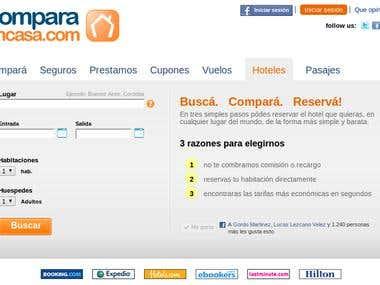 Hotelesencasa.com