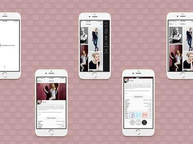 Model Management - Model Search App