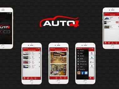 Auto4 - Car Classified app
