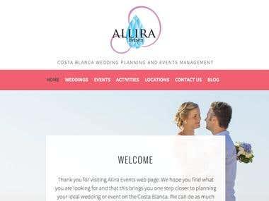 Full Wordpress Site