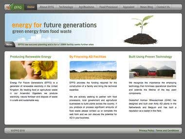 Energy for Future Generation