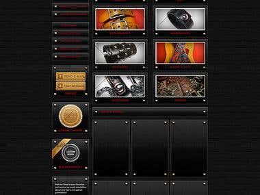 Freddie Matara Design - eBay store design and listing templa