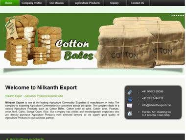 Nilkanth Export.com